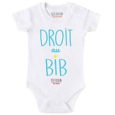 """Body """"Droit au bib"""""""