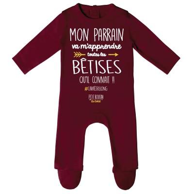 "Pyjama ""Parrain"""