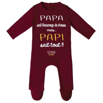 """Pyjama """"Papi"""""""