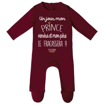 """Pyjama """"Prince"""""""