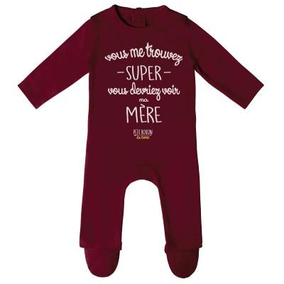 """Pyjama """"Super"""""""