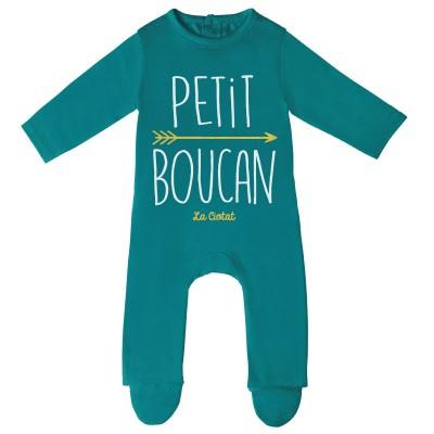 """Pyjama """"Petit boucan"""""""