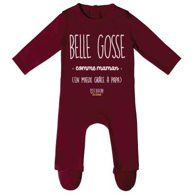 "Pyjama ""Belle gosse"""