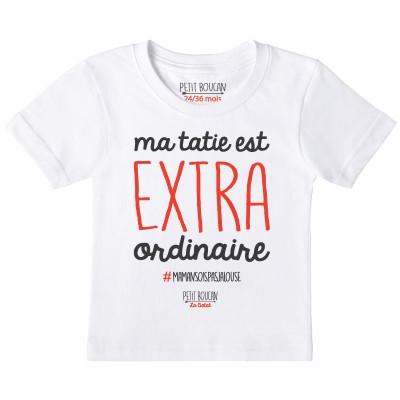 """T-shirt """"Tatie"""""""