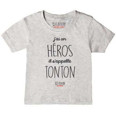 """T-shirt """"Tonton"""""""