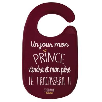"Bavoir ""Prince"""