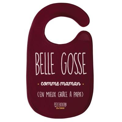 """Bavoir """"Belle Gosse"""""""