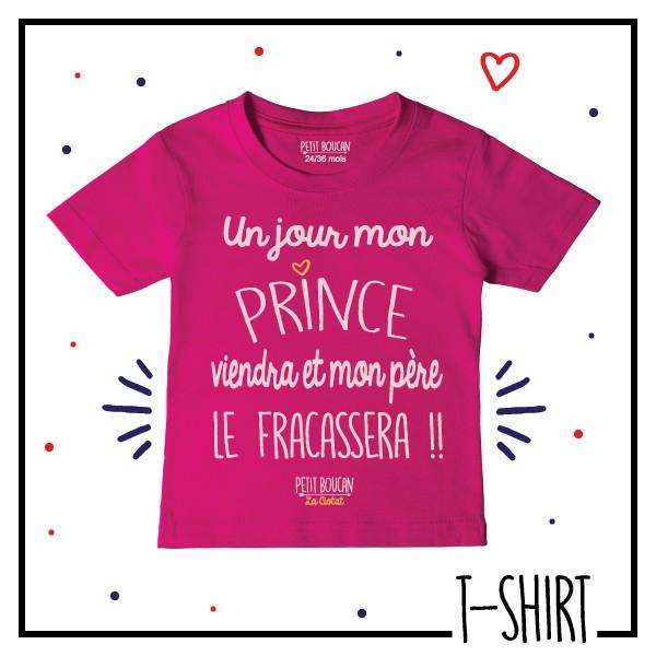 T-shirt enfant imprimé dans nos ateliers à La Ciotat